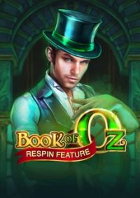 Играть в Book of Oz